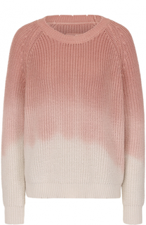Пуловер фактурной вязки с эффектом деграде Zadig&Voltaire Zadig&Voltaire