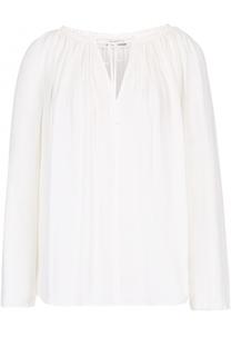 Блуза свободного кроя на кулиске Dorothee Schumacher