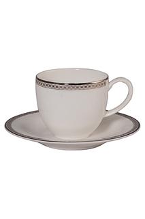 Набор 6 кофейных пар Royal Porcelain