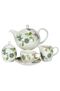 Сервиз чайный 17 пр.,6 перс Royal Porcelain