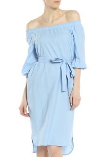 Платье декольте Adzhedo