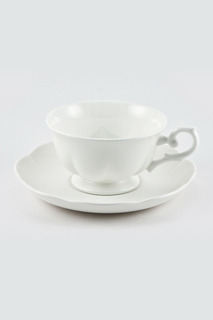 Набор 6 чайных пар 180мл Royal Bone China
