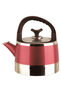 Чайник металлический 2,2 л Bekker