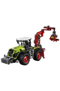 Техник CLAAS XERION 5000 TRACV Lego