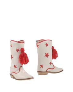 Полусапоги и высокие ботинки Stella Mccartney Kids