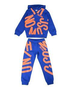 Спортивный костюм Moschino Baby