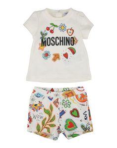 Комплекты Moschino Baby
