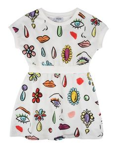 Платье Moschino Teen