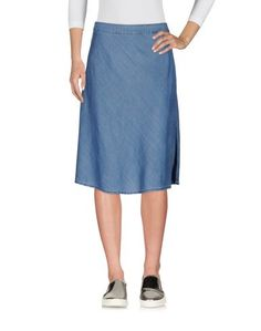 Джинсовая юбка Selected Femme