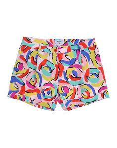 Повседневные шорты Moschino Teen