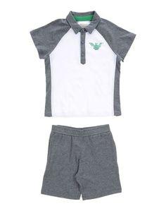 Комплекты с шортами Armani Junior