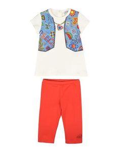 Комплекты с шортами Moschino Baby