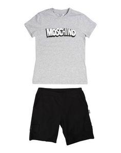 Комплекты с шортами Moschino Teen