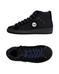 Высокие кеды и кроссовки Il Gufo