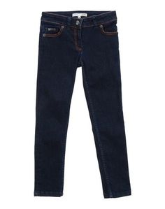Джинсовые брюки Junior Gaultier