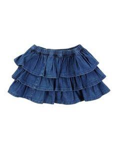 Джинсовая юбка Il Gufo