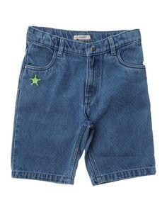 Джинсовые брюки-капри Billybandit