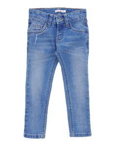 Джинсовые брюки Billieblush