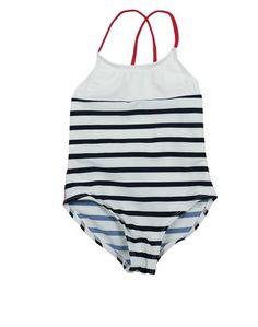 Слитный купальник Junior Gaultier