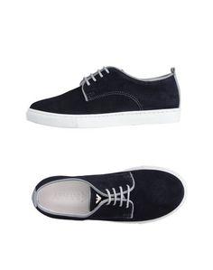 Низкие кеды и кроссовки Armani Junior