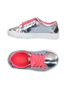 Низкие кеды и кроссовки Billieblush