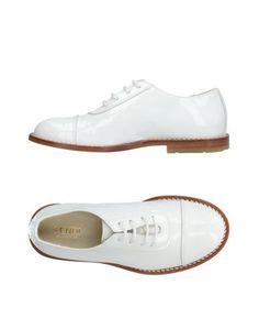 Обувь на шнурках Fendi