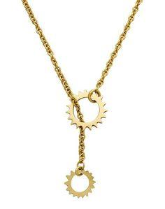 Ожерелье Hiro + Wolf