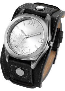 Часы Имке (черный) Bonprix