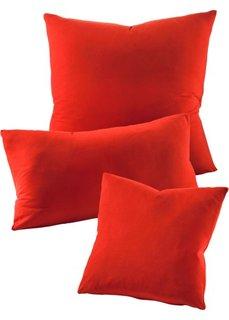 Наволочка для подушки Джерси (красный) Bonprix