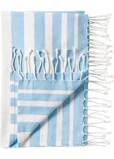 Полотенце в турецком стиле (синий) Bonprix