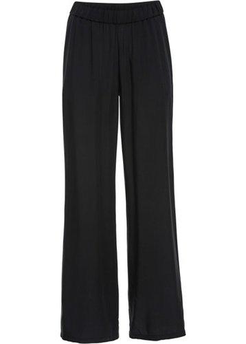 Широкие брюки (черный)
