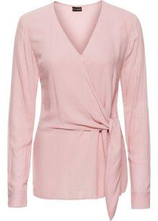 Блузка (дымчато-розовый) Bonprix