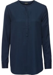 Блузка (темно-синий) Bonprix