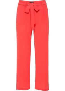 Широкие брюки длины 7/8 (ржаво-оранжевый) Bonprix