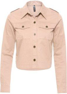 Куртка (абрикосовый) Bonprix