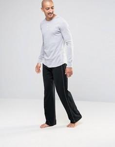 Штаны для дома классического кроя CK One - Черный Calvin Klein