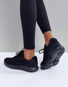 Кроссовки Nike Running Lunarconverge - Черный