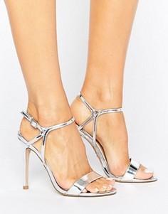 Легкие туфли Lipsy - Серебряный