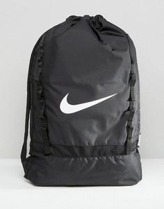 Рюкзак с завязкой Nike Brasilia 7 - Черный