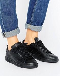 Кроссовки adidas Stan Smith - Черный