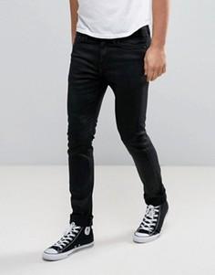 Суперузкие джинсы Edwin ED-88 Rider - Синий