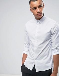 Рубашка в горошек Celio - Белый