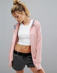 Худи adidas City - Розовый