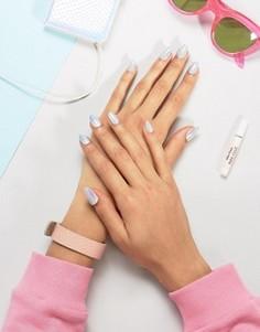 Накладные ногти хроматической расцветки Lime Crime - Oyster - Фиолетовый