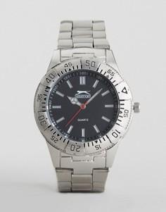 Часы Slazenger - Серебряный