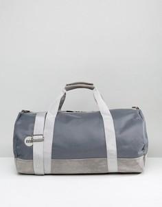 Серая классическая сумка дафл Mi-Pac - Серый