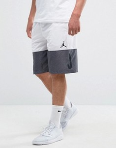Шорты Nike Jordan Classic AJ Blockout 831338-100 - Белый