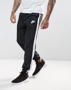 Черные джоггеры Nike Season 804316-010 - Черный