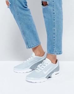 Серебристые кроссовки Nike Air Max Jewell - Серый