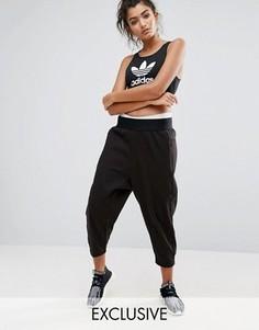 Гаремные спортивные штаны Adidas Z.N.E - Черный